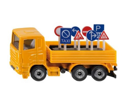 Siku - Road Maintenance Lorry