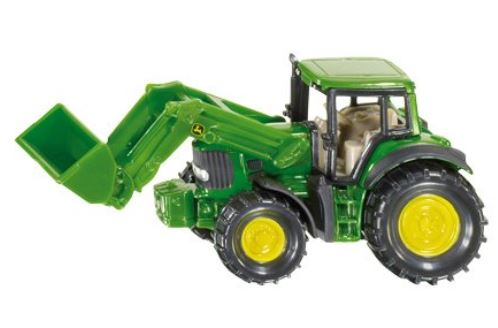 SIKU - JOHN DEERE WITH FRONT LOADER