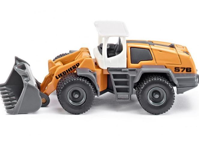 SIKU - Leibherr Wheel Loader