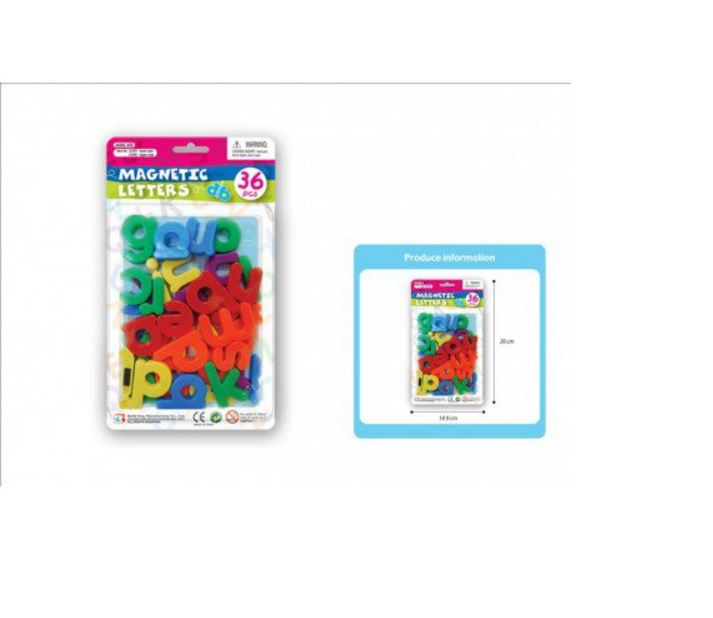 MAGNETIC LETTER SET L/CASE