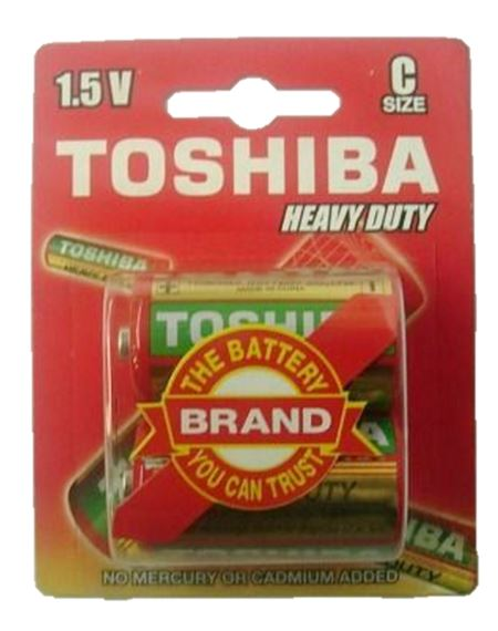 Toshiba Battery - C Heavy Duty