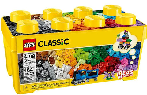 10696 - CLASSIC - MEDIUM CREATIVE BRICK BOX