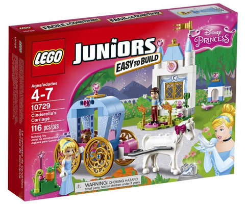 10729 - JUNIORS - CINDERELLAS CARRIAGE