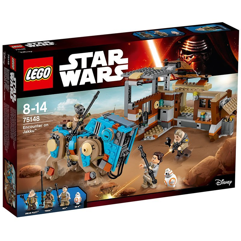 75148 - STAR WARS - ENCOUNTER ON JAKKU