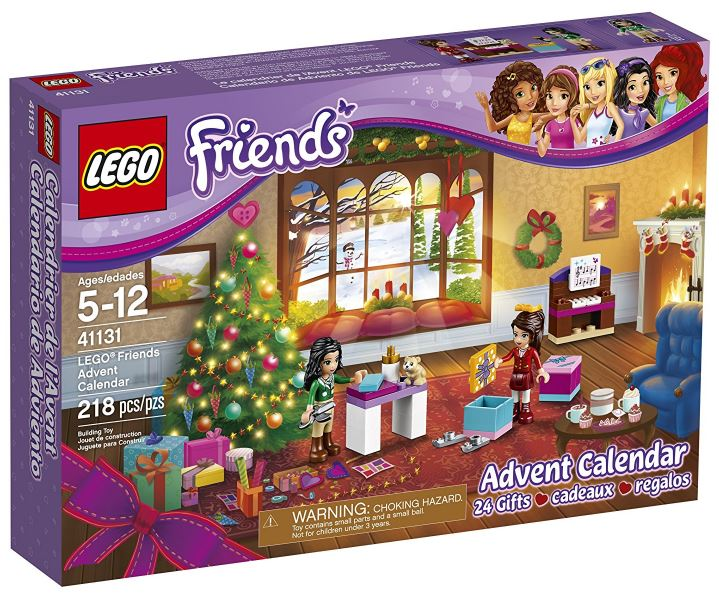 41131 - FRIENDS - ADVENT CALENDER