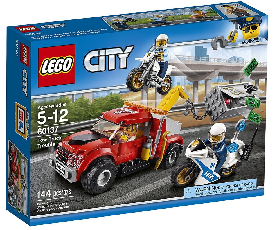 60137 - City - Tow Truck Trouble