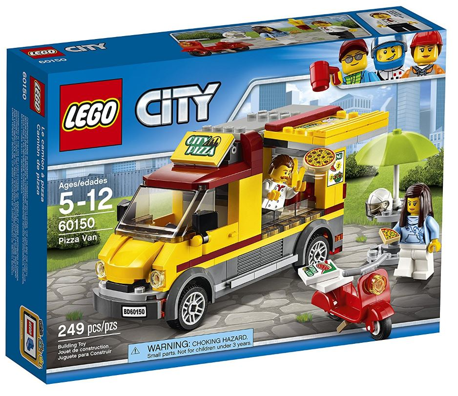 60150 - City - Pizza Van