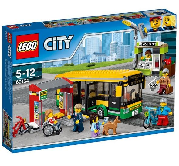 60154 - City - Bus Station