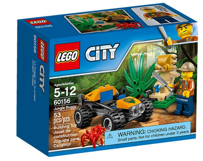 60156 - City - Jungle Buggy