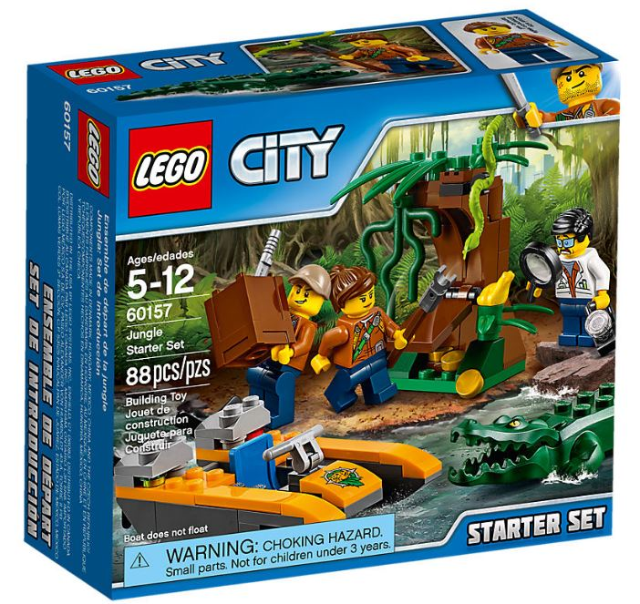 60157 - City - Jungle Starter Set