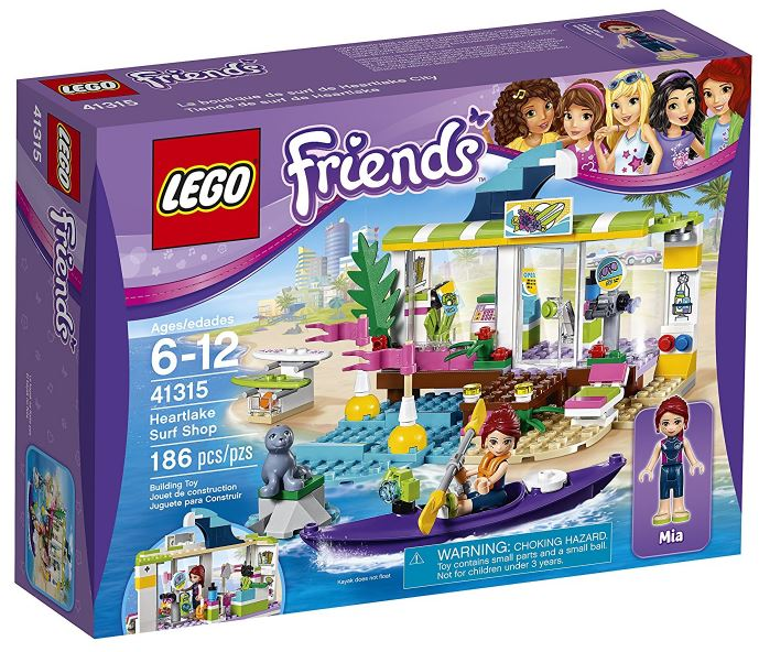 41315 - Friends - Heartlake Surf Shop