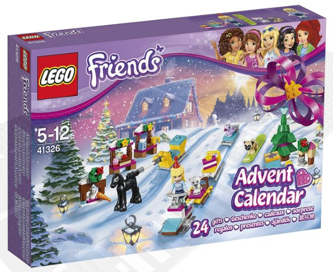 41326 - Friends - Advent Calendar