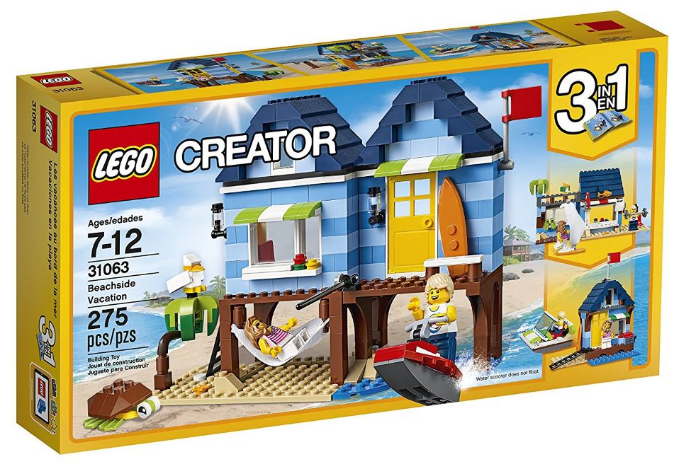 31063 - Creator - Beachside Vacation