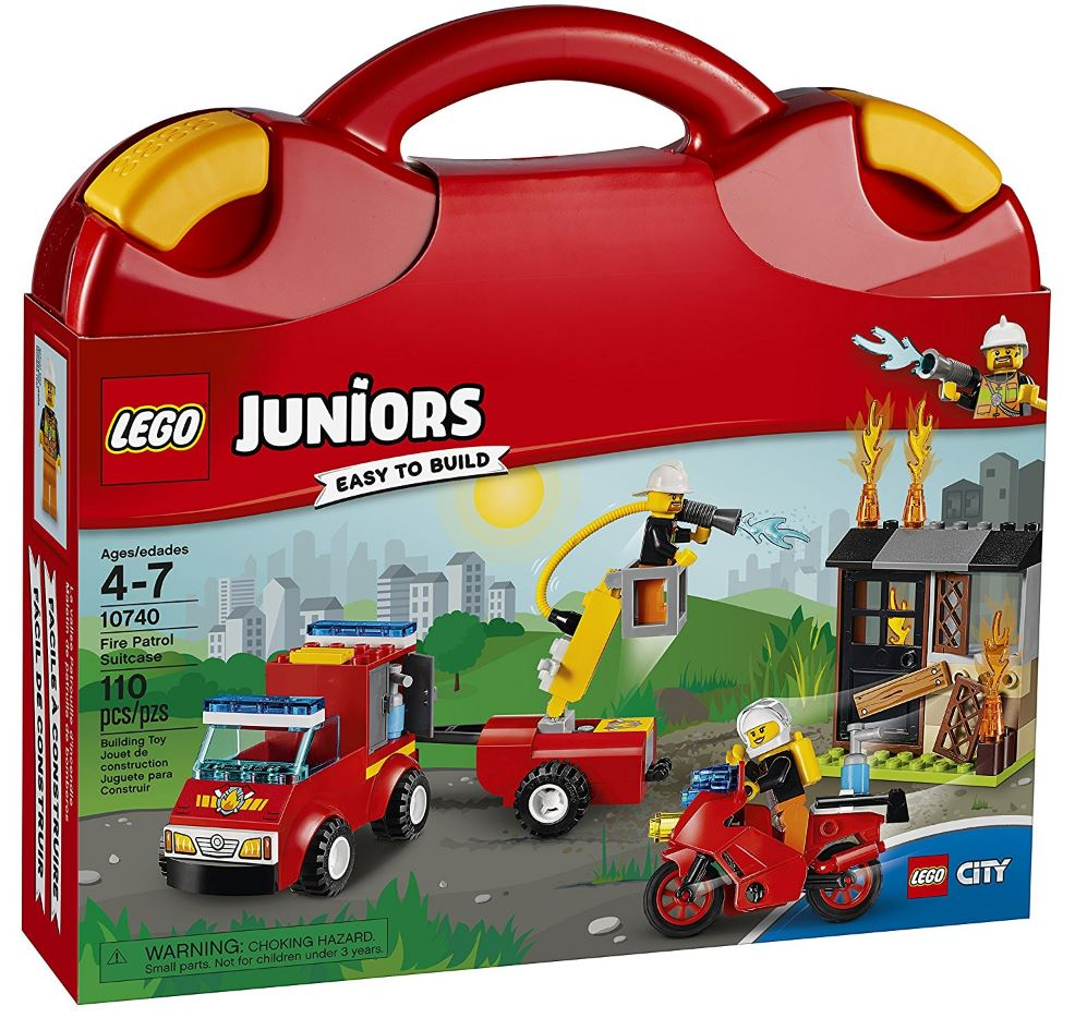 10740 - Juniors - Fire Patrol Suitcase