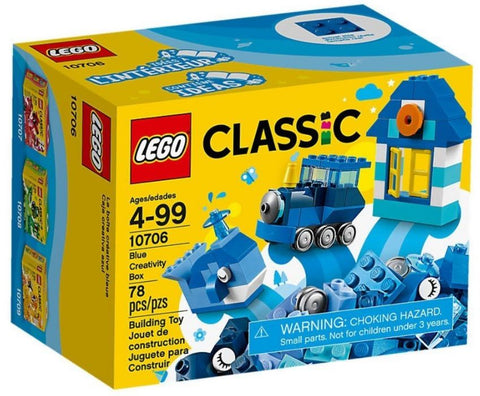 10706 - Classic - Blue Creativity Box