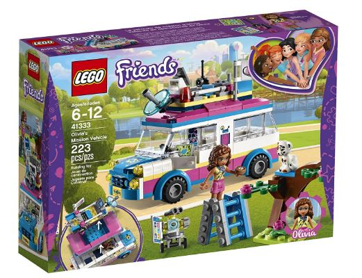 41333 - Friends - Olivias Mission Vehicle