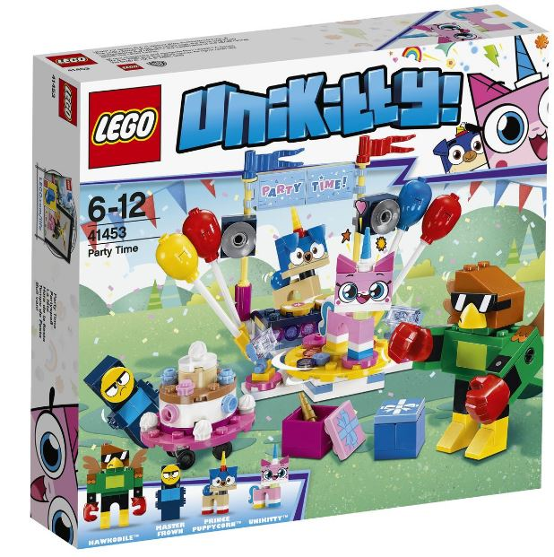 41453 - Unikitty - Party Time