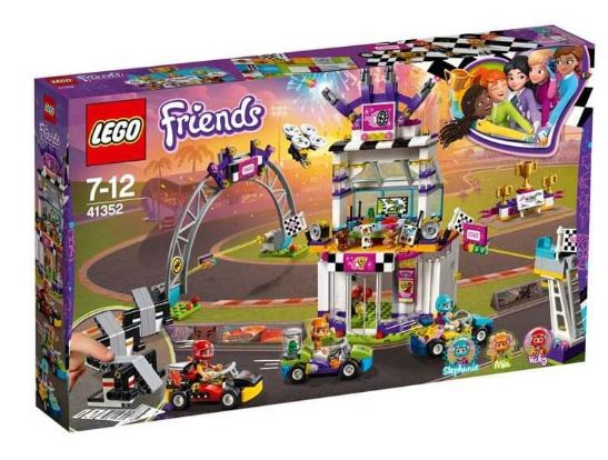 41352 - Friends - The Big Race Day