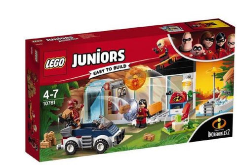 10761 - Juniors - The Great Home Escape