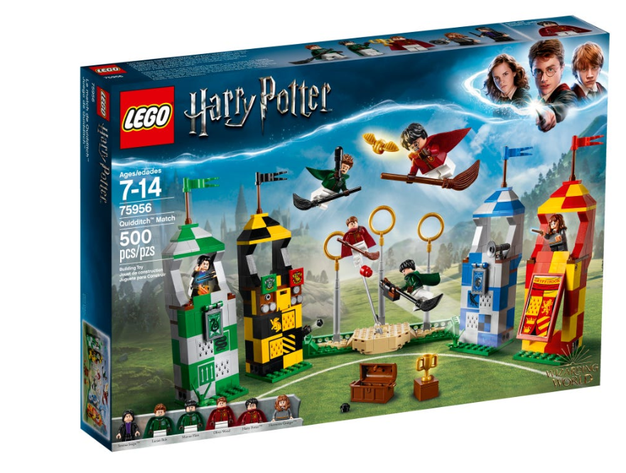 75956 - Harry Potter - Quidditch Match