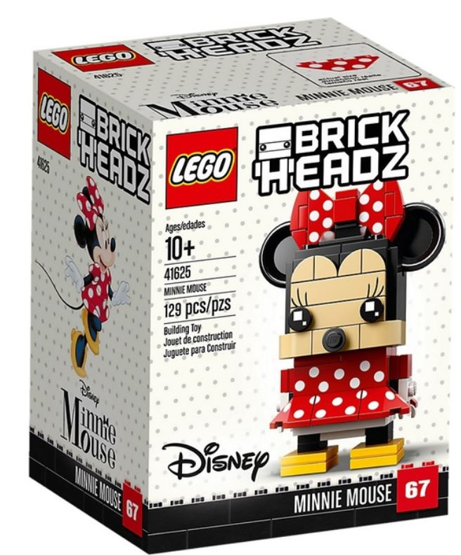 41625 - Brickheadz - Minnie Mouse