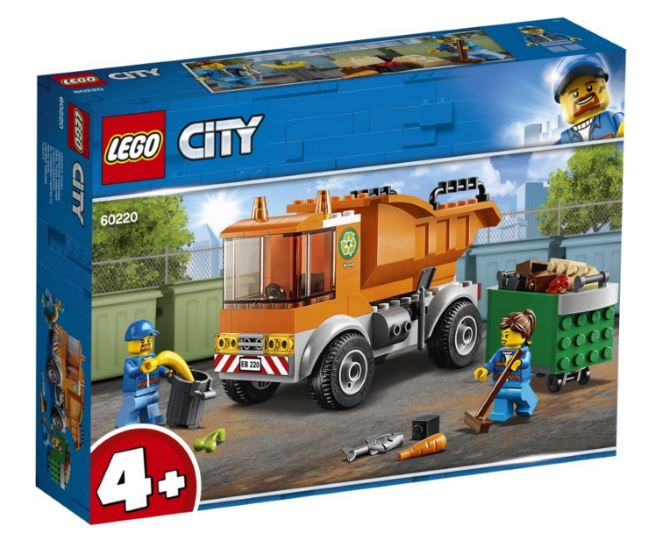 60220 - City - Garbage Truck