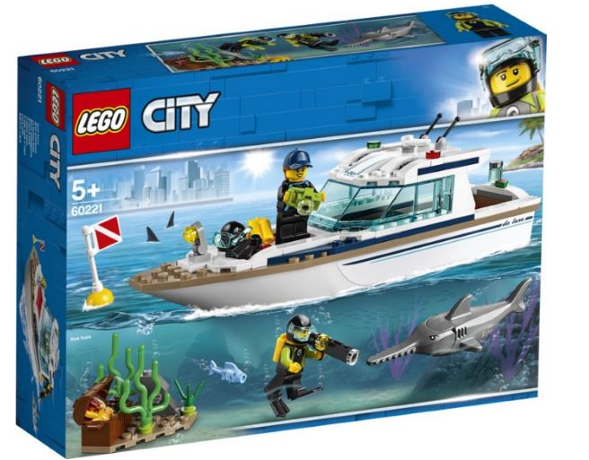 60221 - City - Diving Yacht