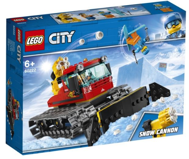 60222 - City - Snow Groomer