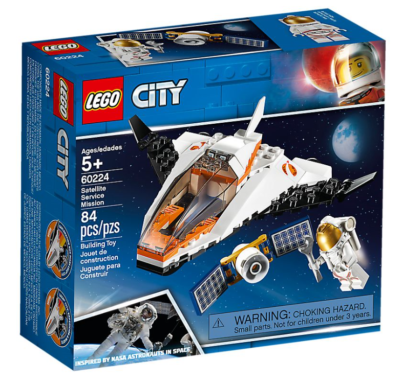 60224 - City - Satellite Service Mission