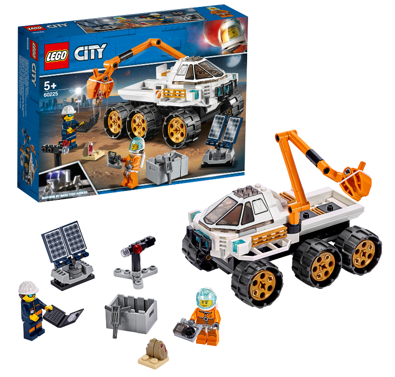 60225 - City - Rover Testing Drive