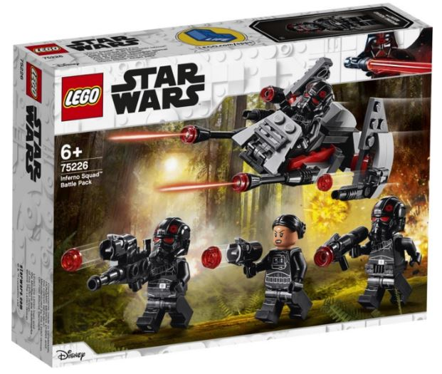 75226 - Star Wars - Inferno Squad Battle Pack