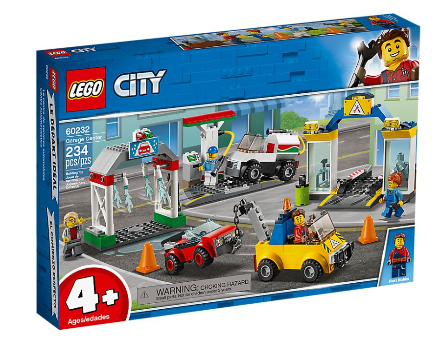 60232 - City - Garage Center