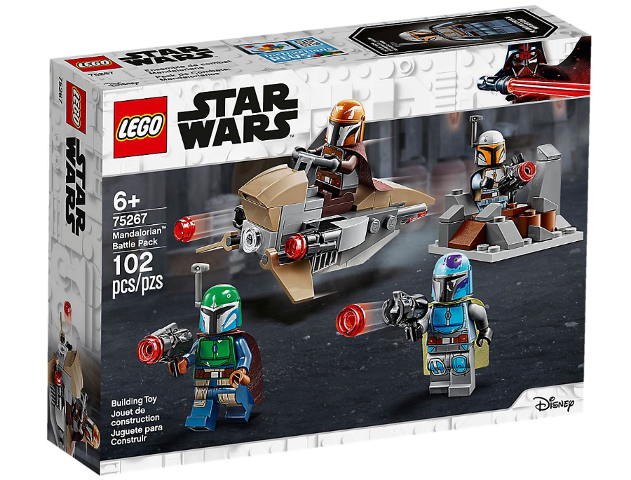 75267 - Star Wars - Mandalorian Battle Pack