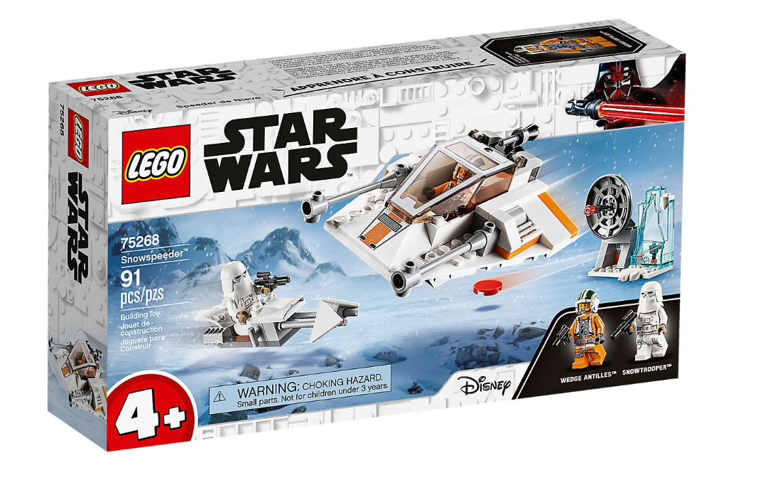 75268 - Star Wars - Snowspeeder