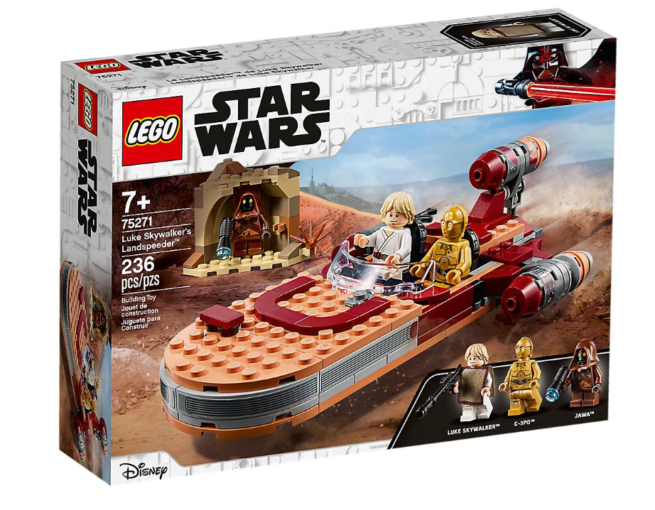 75271 - Star Wars - Luke Skywalkers Landspeeder