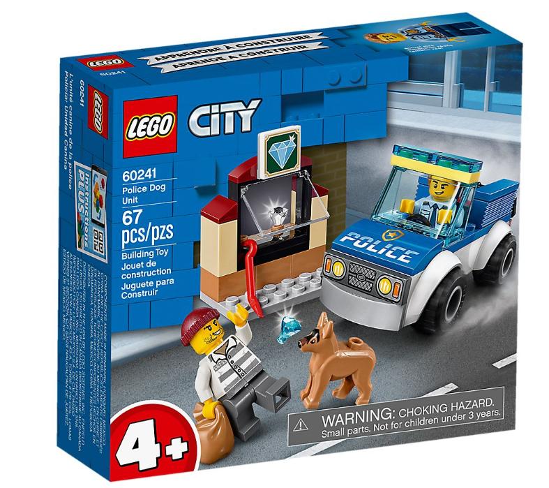 60241 - City - Police Dog Unit
