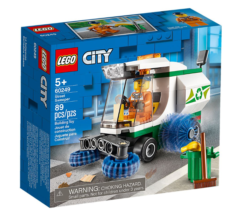 60249 - City - Street Sweeper