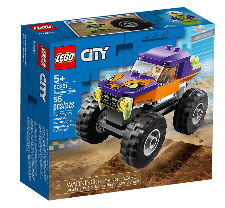 60251 - City - Monster Truck
