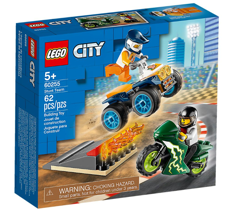 60255 - City - Stunt Team