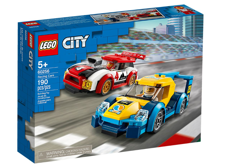 60256 - City - Racing Cars