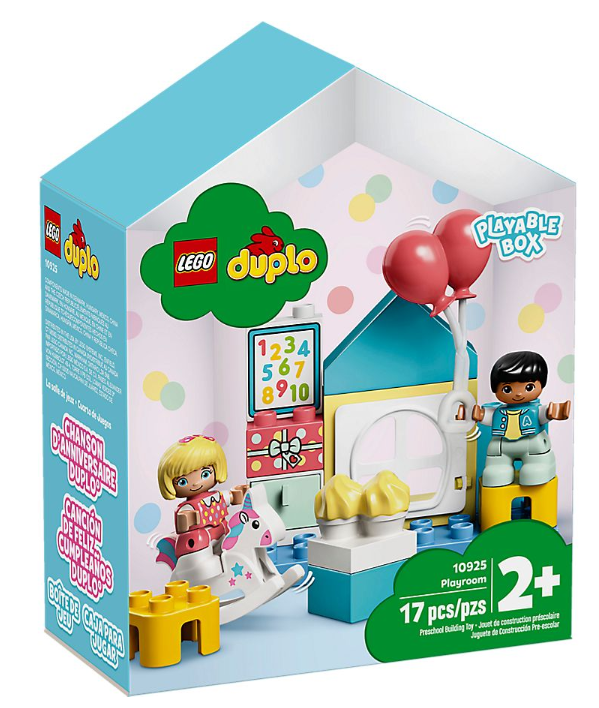 10925 - Duplo - Playroom