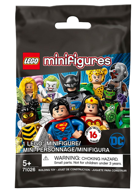 71026 - Super Heroes - Minifigures DC Series