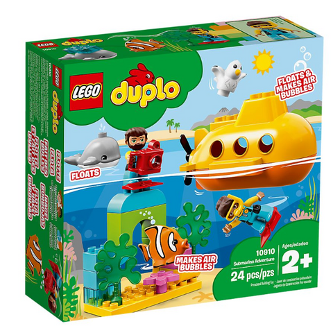 10910 - Duplo - Submarine Adventure