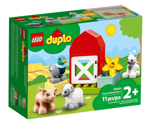 10949 - Duplo - Farm Animal Care
