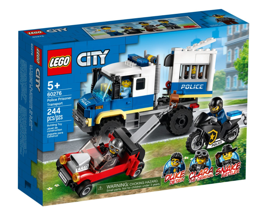 60276 - City - Police Prisoner Transport