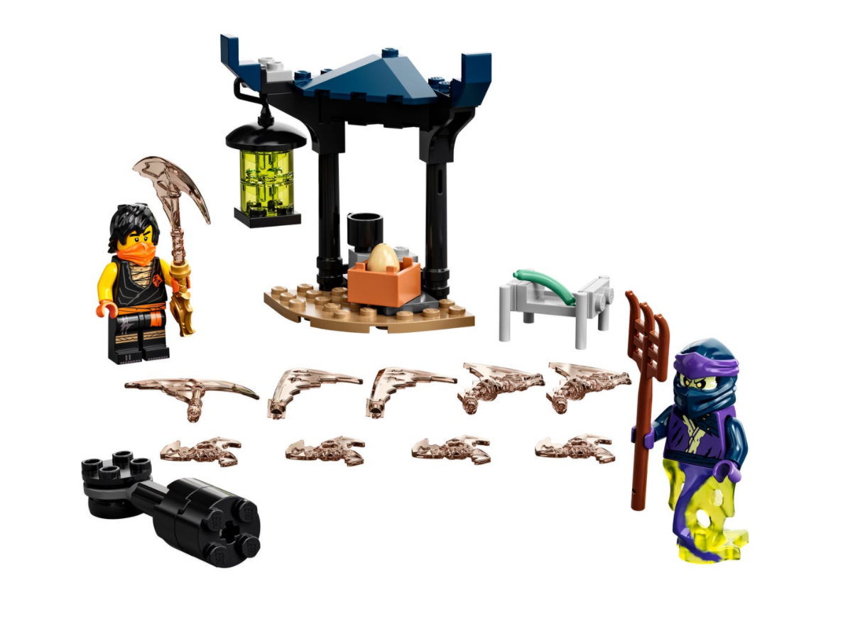 71733 - Ninjago -  Epic Battle Set - Cole vs. Ghost Warrior