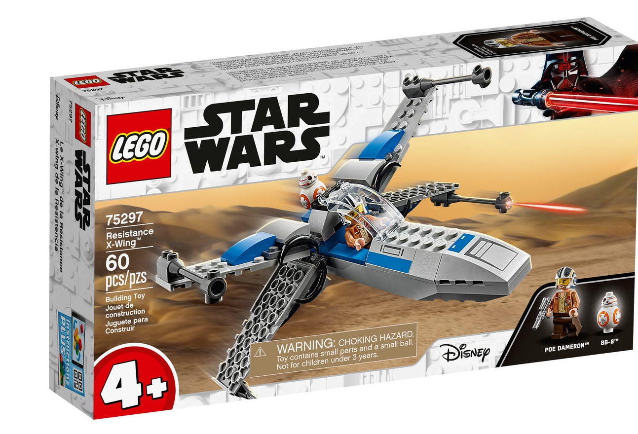 75297 - Star Wars - Resistance X-Wing