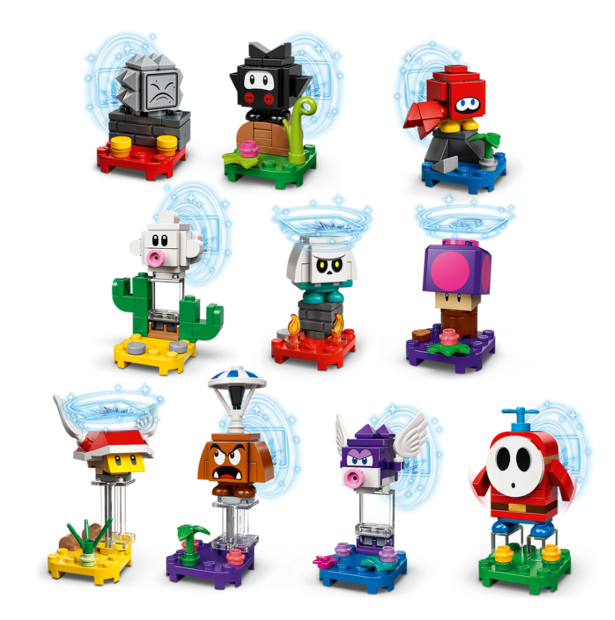 71386 - Super Mario - Character Packs – Series 2