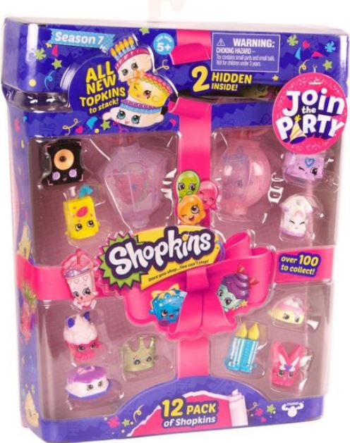 Shopkins 12pk Series 7