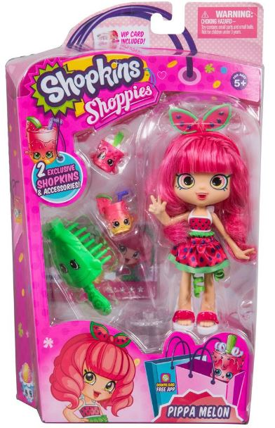 SHOPKINS SHOPPIES - PIPPA MELON